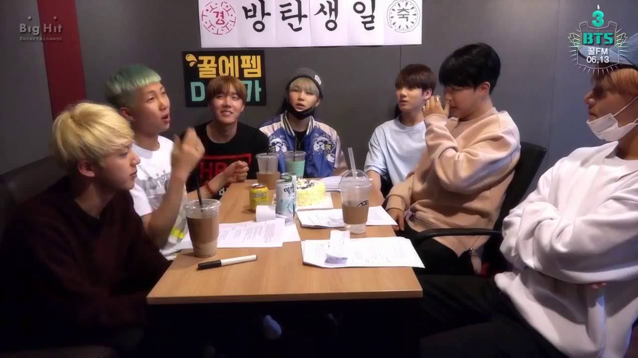 BTS Jimin's 'stage presence' according to members (ENG)