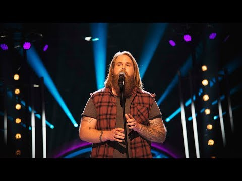 Christoffer Kläfford sjunger Wicked game i Idols kvalvecka - Idol Sverige (TV4)