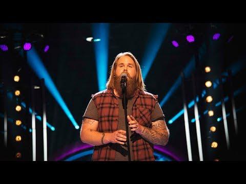 Christoffer Kläfford sjunger Wicked game i Idols kvalvecka - Idol Sverige TV4