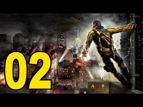 inFamous - Part 2 - Hero or Villain? (Let's Play / Walkthrough / Playthrough)