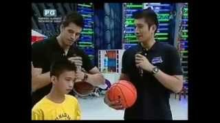 Eat Bulaga - Juan for All, All for Juan with James Yap and Marc Pingris