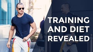 James McAvoy transformation! Training & diet revealed!