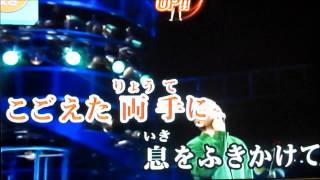 「大空と大地の中で」松山千春 カラオケで歌った
