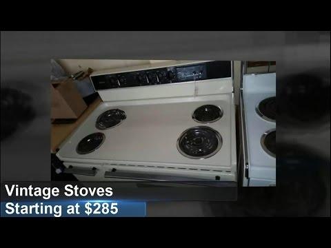 Vintage Stoves for Sale-Starting at $285 - 813-575-3005 Tampa, FL