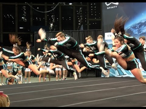 Cheer Extreme Coed Elite XEvolution 2016