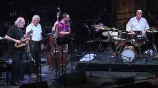 JazzBaltica 2015: Günther Baby Sommer – Quartetto Trionfale