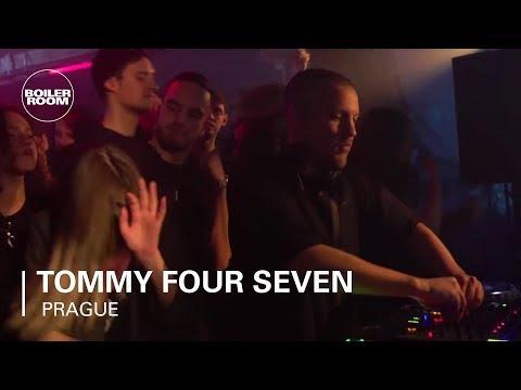 Tommy Four Seven | Boiler Room Prague