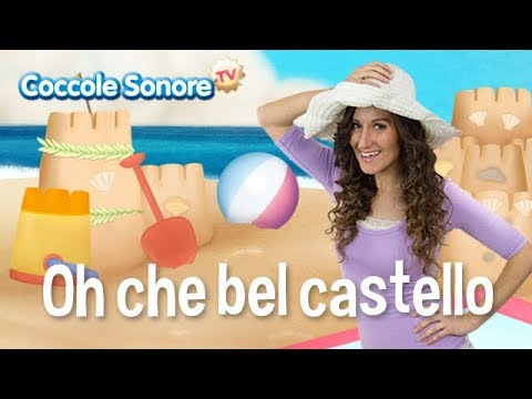 Oh che bel castello - Dance with Greta - Italian Songs for Children by Coccole Sonore