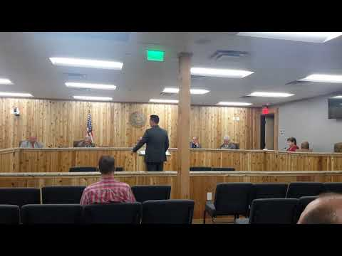 Kaufman County Commissioners Court June 13, 2018