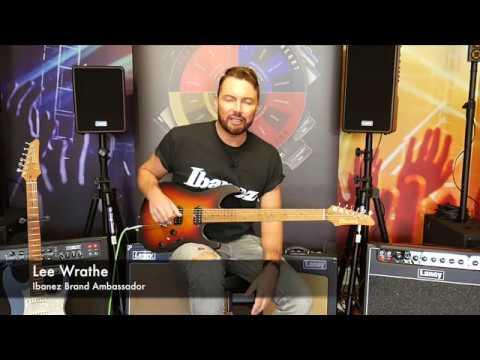 Express Music Ibanez AZ Demo