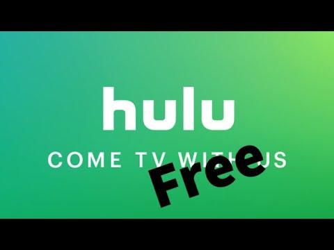 How To Get Hulu FREE!!!