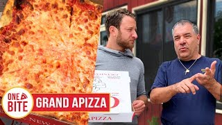 Barstool Pizza Review- Grand Apizza Shoreline (Clinton, CT)