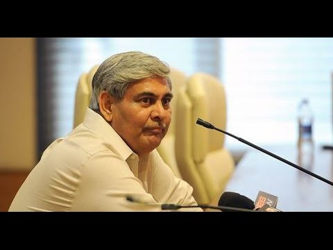Shashank Manohar steps down from the post of ICC chairperson due to personal reasons