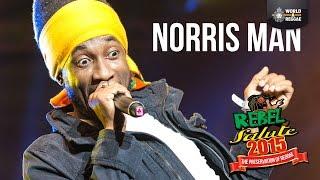 Norris Man - Live at Rebel Salute 2015