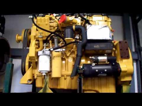 Cat C9 Engine Youtube