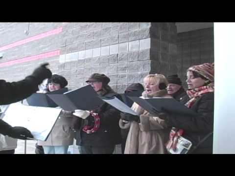 Patchogue Church of the Nazarene Choir Sings Christmas Carols