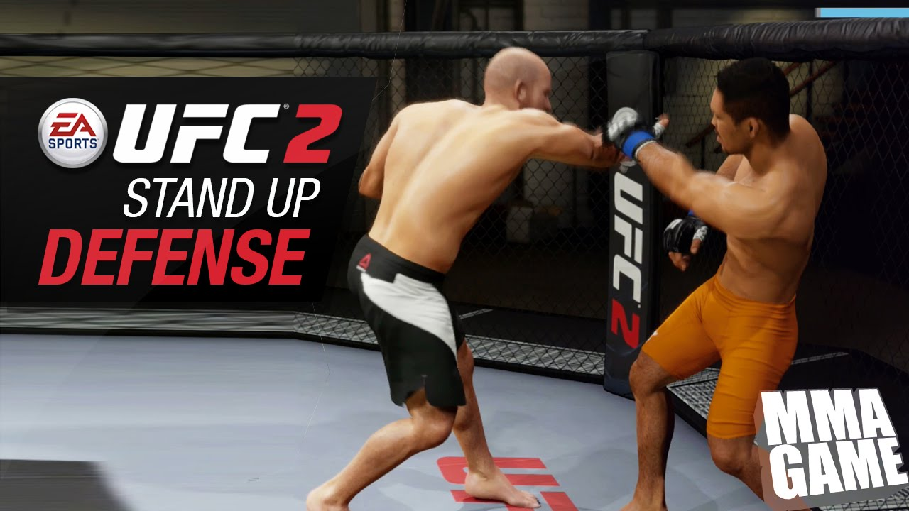 how do you faint in ufc 2