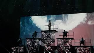 [FANCAM] [HD] JIN SOLO - BTS WINGS TOUR MANILA 20170507