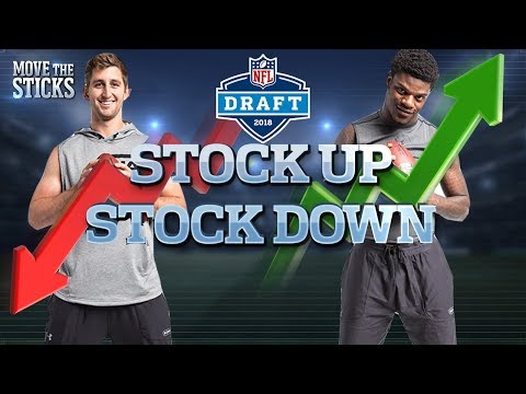 Whose Stock is Up, & Whose Stock is Down Ahead of the 2018 Draft? | NFL Network