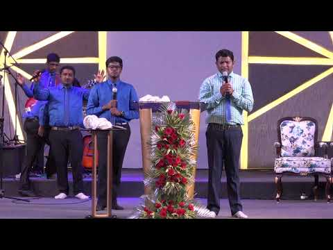 Download 18th August 2019   Sunday Evening Service   Pastor Chandra Mouli [LIVE]