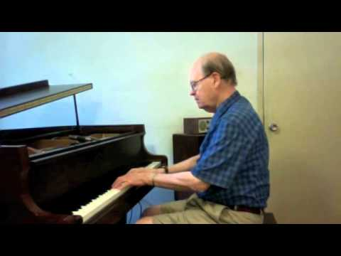 """Edward Tarte plays the melody of """"Battle Hymn of the Republic"""""""