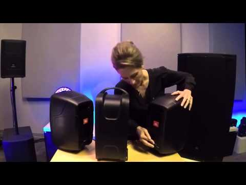 JBL EON206P 6-Channel Portable PA System Overview | Full Compass