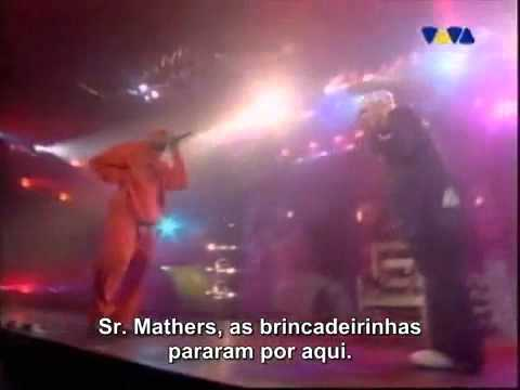 Eminem   Brain Damage LIVE LEGENDADO PT BR