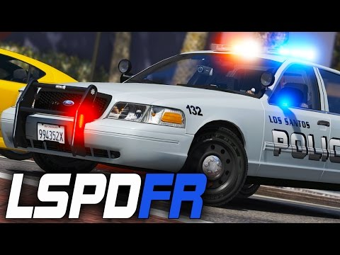 LSPDFR #180 - Agent Assistance!