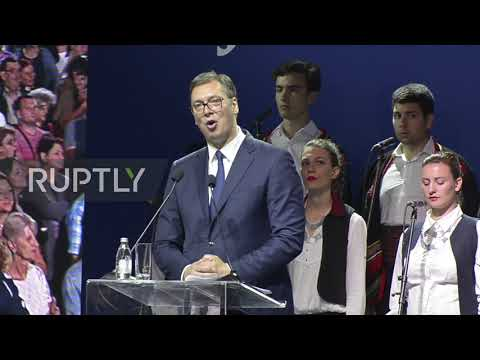 Serbia: Thousands commemorate Serb victims in Croatian 'Operation Storm'