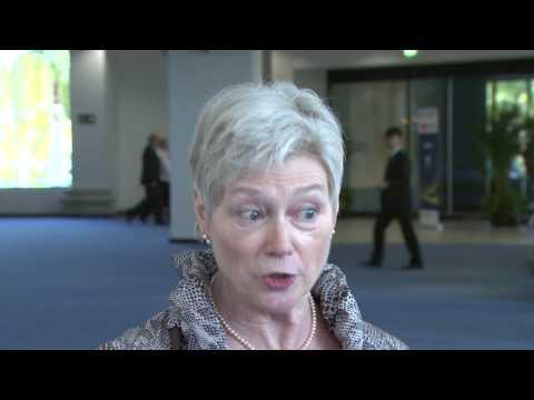 Dutch Minister of Economic Affairs, Maria Van Hoven