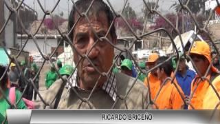 TRABAJADORES DE LA MUNICIPALIDAD DE CHACLACAYO IMPAGOS