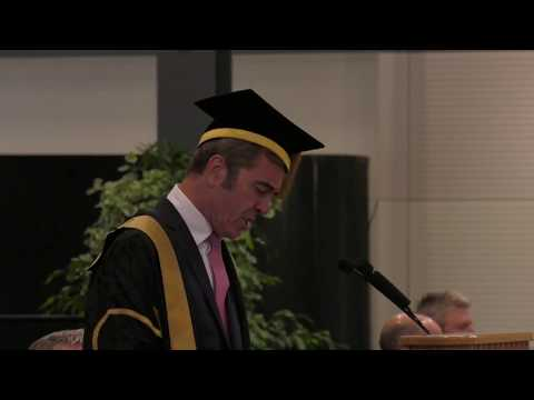 Ulster University Summer 2017 Graduation - morning ceremony Coleraine