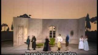 Mozart Le Nozze di Figaro Act 2 Finale Part 2