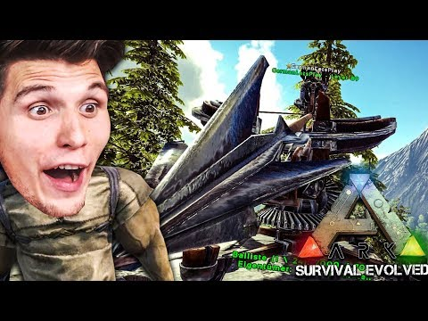 Unsere neue SUPERWAFFE ☆ ARK: Survival Evolved #47
