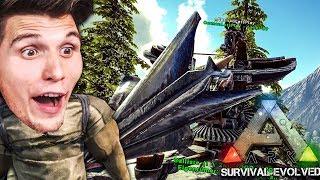 Unsere neue SUPERWAFFE ☆ ARK: Survival Evolved #47