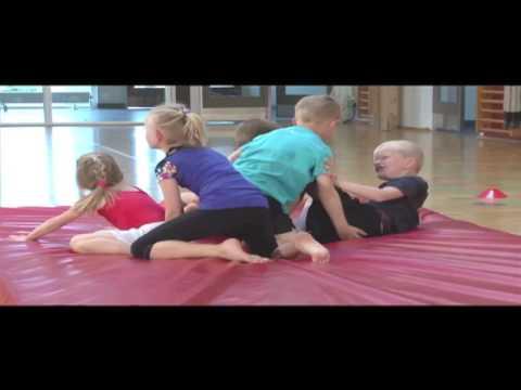 Skubbe ud af madras - DGI Trænerguiden Gymnastik