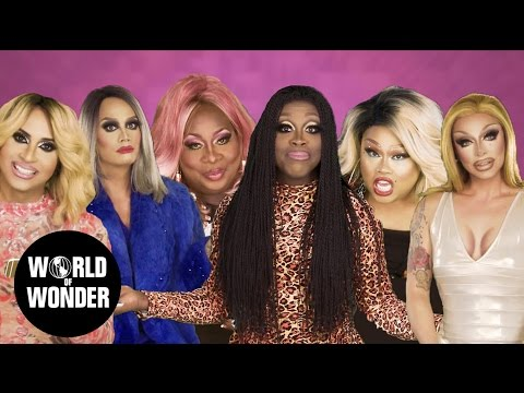 Part 5 | Drag Queens Reading Mean Comments w/ Raja, Raven, Latrice, Bob, Jaidynn, Jiggly & Naysha!