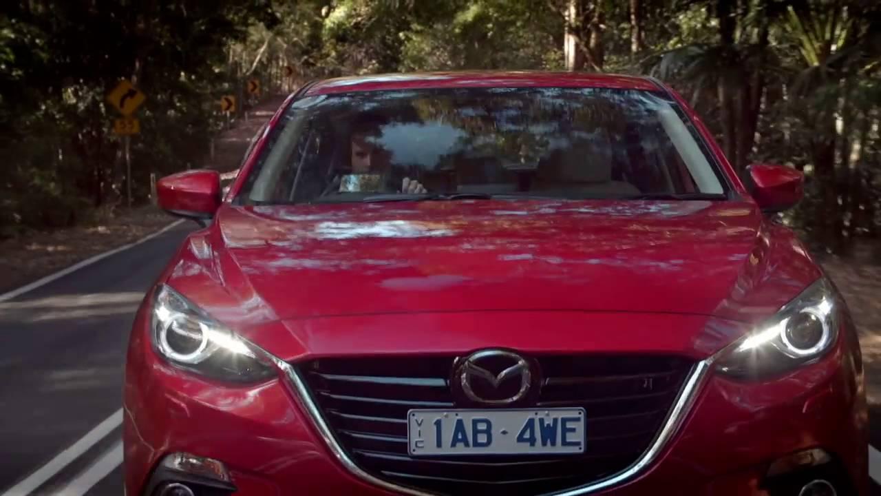 Mazda3 MZD Connect - Mazda's Infotainment System - Mazda Australia