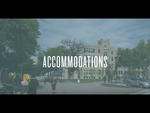 Next Steps For New Students – Accommodations