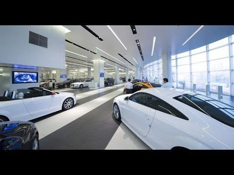 Auto supermarket