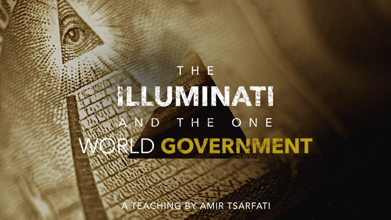 Amir Tsarfati: The Illuminati and the One World Government