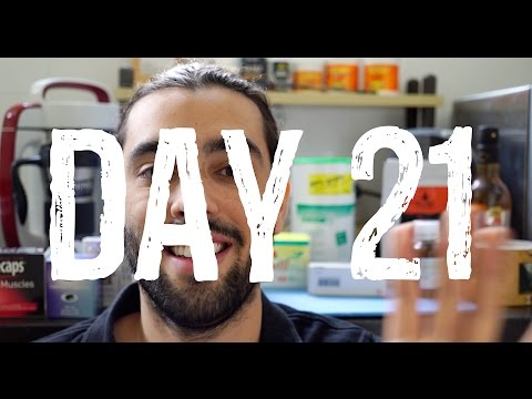 DAY 21: BIOHACKING SUPPLEMENTS + NOOTROPICS TO RELIEVE STRESS