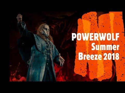 Powerwolf  Summer Breeze 2018 Mp3