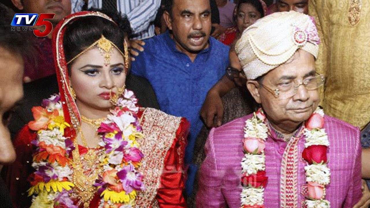 67 Year-Old Bangladesh Rail Minister Marries 29-Year-Old -8030