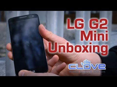 LG G2 Mini Unboxing