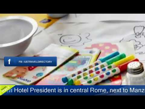Best Western Hotel President - Rome Hotels, Italy