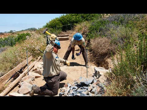 CCC and State Parks Bringing Back California's Coastal Trails