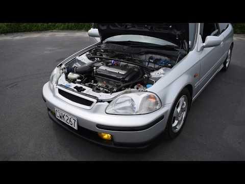 Honda Civic EK4 B16a SIR JDM