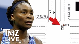 Venus Williams: Cops Holding Crash Video | TMZ Live