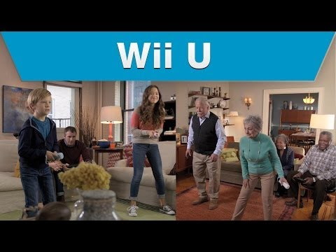 Wii U - Wii Sports Club Launch Trailer